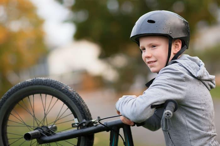 Pourquoi le vélo est-il bon pour la santé de nos enfants ?